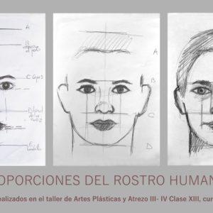 Inicio 1 Proporciones del rostro humano 1 copia