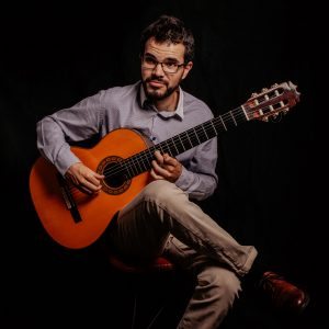 Fernando Alonso - Guitarra