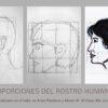 Artes plásticas y Atrezo III-IV 2 Proporciones del rostro humano 2 copia