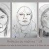 Artes plásticas y Atrezo III-IV 6 retratos de mujeres inuit