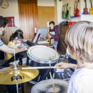 Campamento de Música