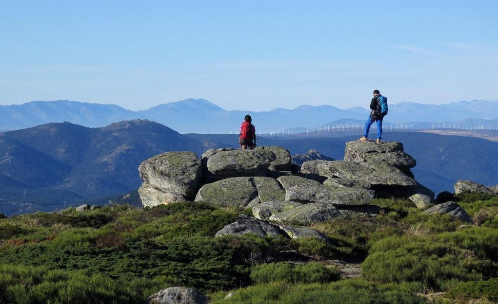 Grupo de montaña Schmid