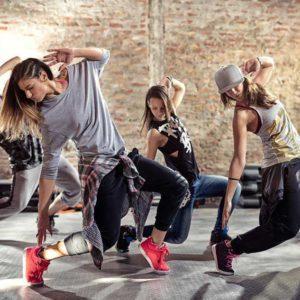Inicio clases baile moderno funky madrid retiro