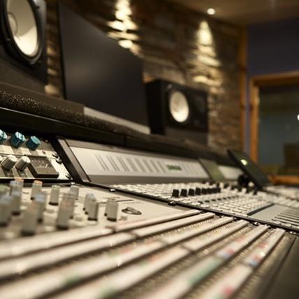 Producción Musical estudio de grabacion madrid